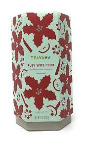 Ruby Spice Cider Herbal Infusion by Teavana, 8 oz in tin