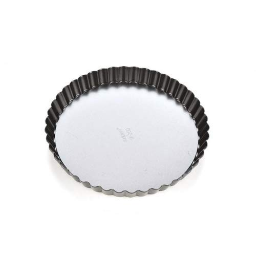 Price comparison product image YingYing Home Alluminum Alloy with Non-Stick Coating Pie Cake Tart Removable Non Stick Bottom Baking Pastry Mold Pan