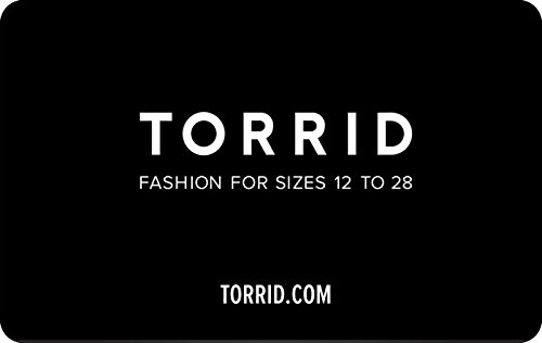 Amazon.com: Torrid Gift Cards Configuration Asin - E-mail Delivery ...