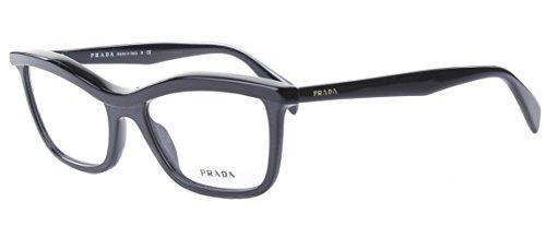 Prada PR17PV Eyeglass Frames 1AB1O1-5218 - - Glasses 2012 Prada Frames