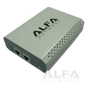 INYECTOR POE 48V ALFA NETWORKS APOE48V