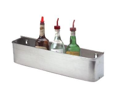 (Value Series BK-4 Stainless Steel Bottle Trough - Single, 48