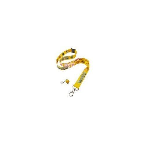 Gotchi Gear (Tamagotchi Gotchi Gear: Memetchi Lanyard (Yellow/Orange))