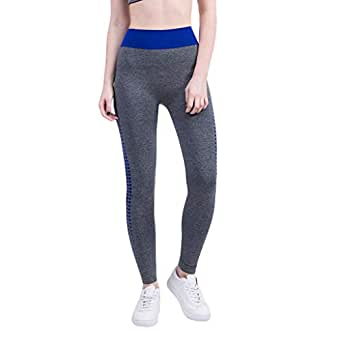 HCFKJ PantalóN De Yoga para Correr De Deportes para Mujer ...