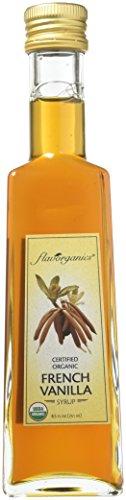 Organic French Vanilla Syrup - Flavorganics, Syrup French Vanilla Organic, 8.5 Fl Oz