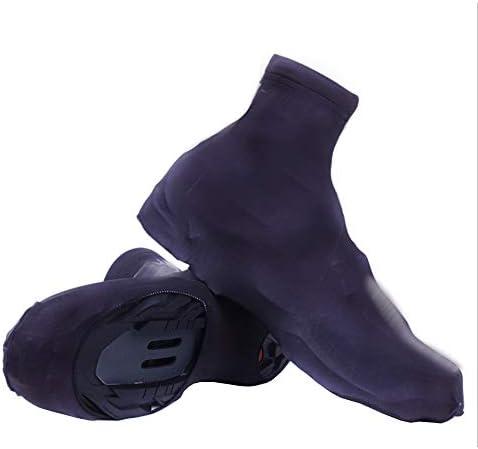 シューズカバー ブラックドラゴン乗馬防風性と防水靴カバー屋外機器 靴カバー レインカバー (Color : Black, Size : M)
