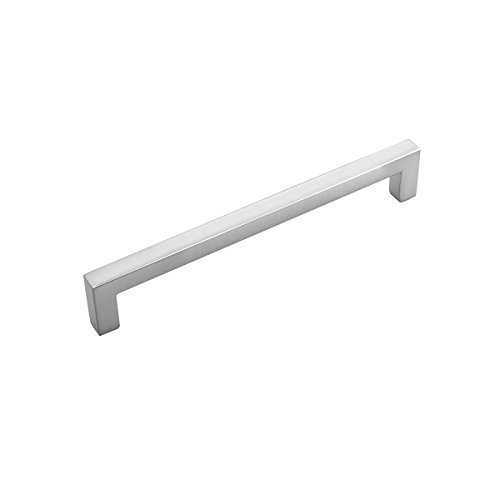Hickory Hardware HH075329-SS Skylight Collection Pull 6-5/16 Inch (160mm) Center to Center Stainless Steel