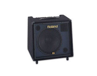 Roland KC-550 4-Channel 180-Watt Stereo Mixing Keyboard Amplifier by Roland