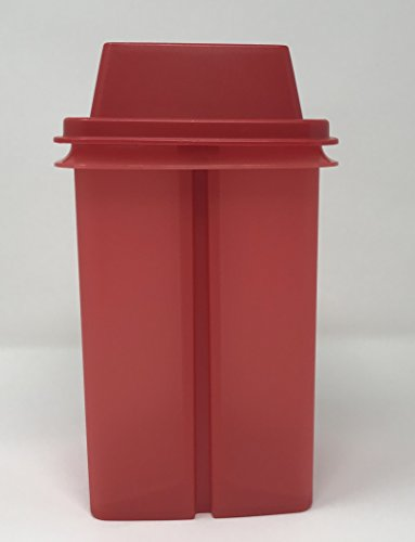 - Tupperware Mini Square 4 Cup Pick a Deli Red