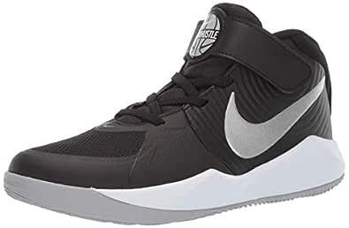 Nike Team Hustle D 9 (PS), Zapatillas de Baloncesto Unisex Niños ...