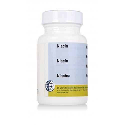 Niacin, 25 Mg, 100 Capsules