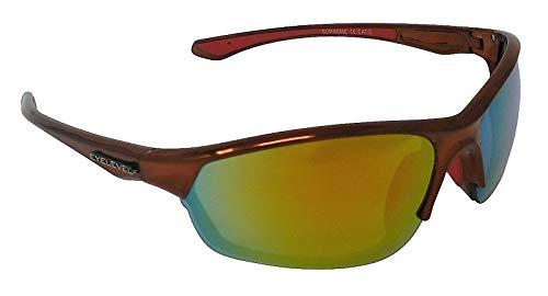 Eyelevel Supreme Sports - Gafas de sol con espejo rojo ...