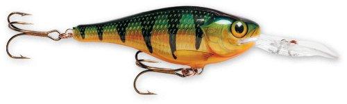Rapala Shad Rap Rattlin' Suspending 07 Fishing lure, 2.75-Inch, Perch