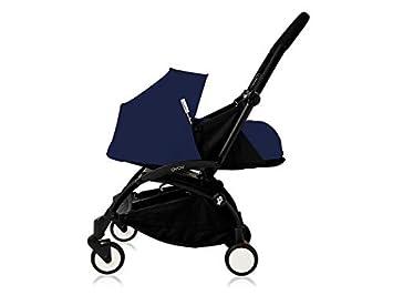 Babyzen Edition spéciale Nouvelle Poussette Yoyo Plus Cadre Noir Pack Naissance Bleu Air France: Amazon.es: Juguetes y juegos