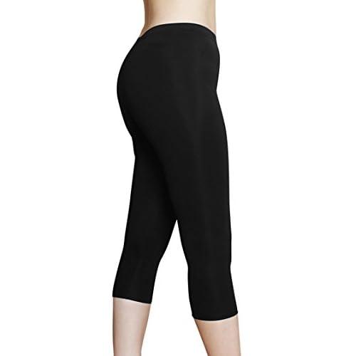 Cocoship Ladies Capris UPF 50+ Water Pants Multipurpose Swim Sport Leggings(FBA)