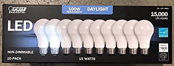 Led Light Bulbs Daylight Vs Bright White - 1