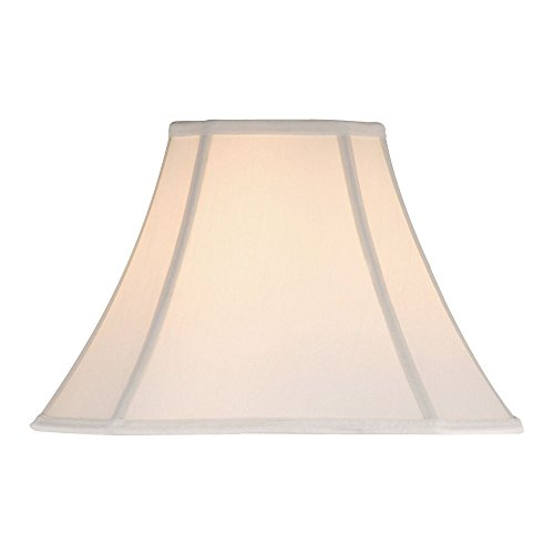 Large Square Silk Lampshade from Destination Lighting