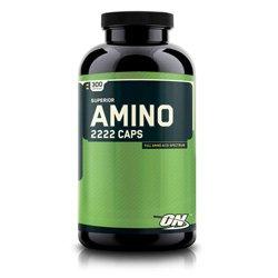 Optimum Nutrition Superior Amino 2222, 300 Capsules