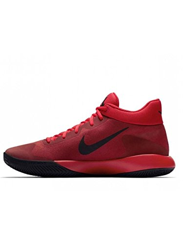 Nike Mens Kd Trey 5 V Basketskor Universitet Röd Svart Gym Röd