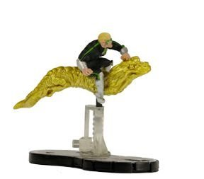 (HeroClix: Power Ring # 50 (Uncommon) - Justice League)