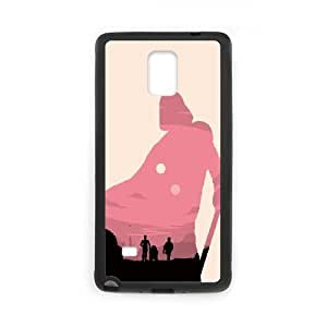 Samsung Galaxy Note 4 Cell Phone Case Black Darth Vader Poster LV7044384