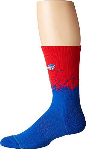 Stance Men's NFL Bills Fade 2 Red ()