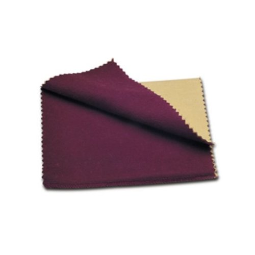 Polishing Cloth Rouge (Rouge Polishing Cloths, Small | POL-168.00)