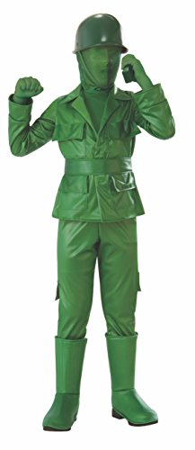 Rubie's Green Army Boy Child's Costume, Medium