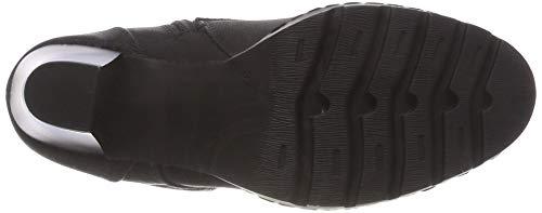 Femme black 00001 585200130 Bottines Tailor Tom Schwarz aqZFztnw