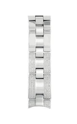 Aqua Master Outer-Diamond Bracelet for # 103 or # 105 Watch, 2.40 ctw by Aqua Master