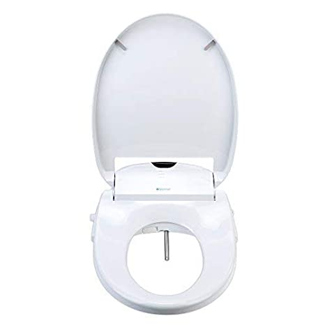 Prime Brondell S1000 Eb Swash 1000 Advanced Bidet Elongated Toilet Seat Biscuit Theyellowbook Wood Chair Design Ideas Theyellowbookinfo