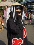 P&l™ Japanese Anime Cosplay Costumes Naruto Akatsuki Members Costume Cloak S