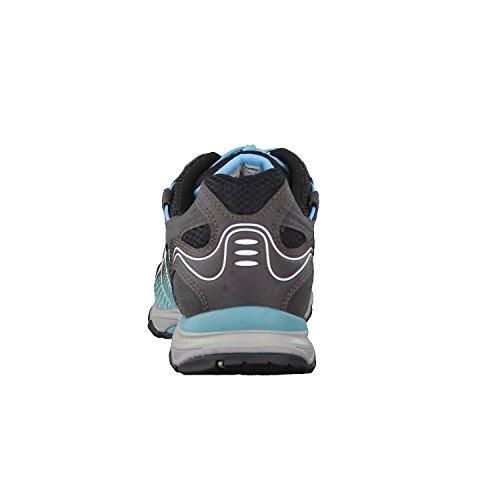 MEINDL X-SO 30 GTX Zapatilla de senderismo para mujer Gris/Azul