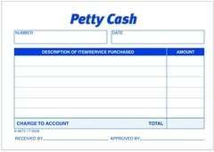 Adams 9672ABF Petty Cash Receipt Pad, 50 SH per PD, 12 per PK by (Adams Petty Cash Receipt Pad)