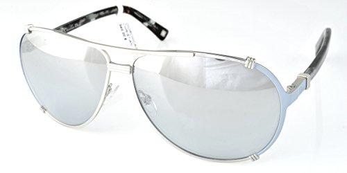 Sunglasses Christian Dior CHICAGO2 Silver - Dior Aviator Chicago Sunglasses
