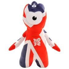 Sports Memorabilia London Olympics Mandeville Cuddly Collectable With Tags Terrific Value