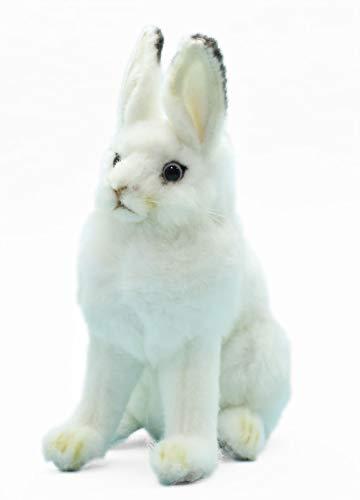 "HANSA Plush 6"" White Bunny"
