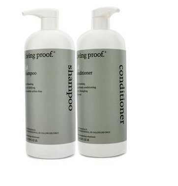 Living Proof, Full Conditioner and Full Shampoo, Two Bottle