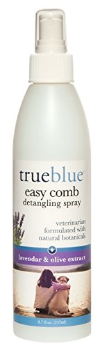 TrueBlue Easy Comb Detangling Spray, 8.7 Ounce - Packaging May Vary by True Blue