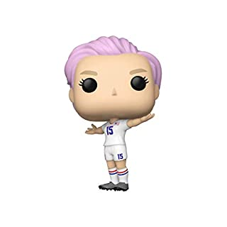 Funko Pop! Sports: The U.S Women's Soccer Team - Megan Rapinoe
