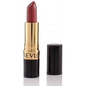 Revlon Super Lustrous Creme Lipstick, Rum Raisin 535, 0.15 Ounce (Lipstick Rum)