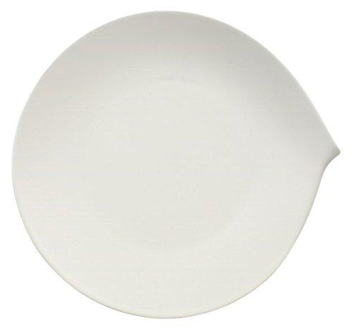 Villeroy & Boch Flow 11-by-10-1/2-Inch Dinner Plate