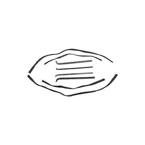 MACs Auto Parts 48-45843 -77 Pickup Window Anti-Rattle Kit, F100-F500 ()