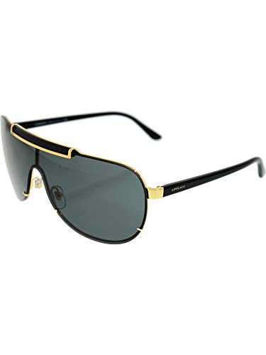 f015958f00c47 Versace Sunglasses VE 2140 BLACK 1002 87 VE2140