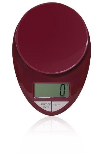 Eatsmart precision pro digital kitchen scale red import for Perfect kitchen pro smart scale