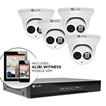 Alibi 4-camera 3.0 Megapixel 120