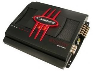 Cadence FXA 5050, 4-Channel + 1-Channel Hybrid Class AB, Stereo Power Amplifier, FX Series