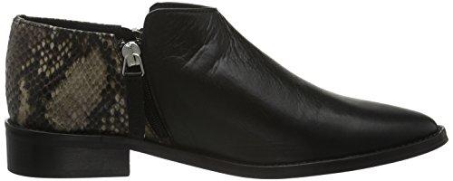 GARDENIA COPENHAGEN Genny, Women's Loafers Black (Velvet Black Snake Brown)