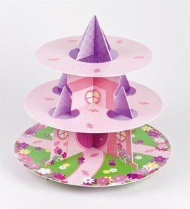 Princess Cake Stand - 3 Tier by Culpitt for $<!---->