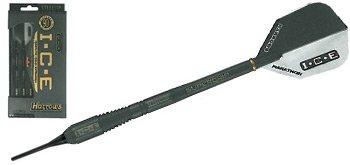 Harrow Black ICE 90% Tungsten Soft Tip Darts 18 Grams 54332